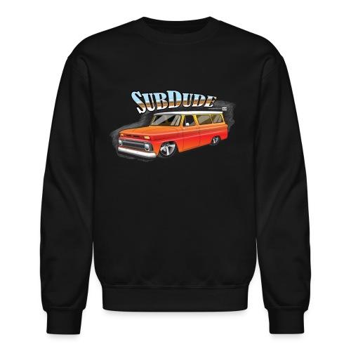 Sub Dude PREMIUM ART Sweatshirt - Crewneck Sweatshirt