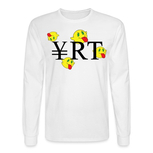 yrt long sleeve - Men's Long Sleeve T-Shirt