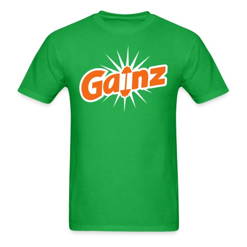 Gainz - Men's T-Shirt