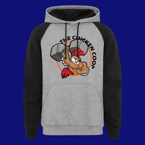 The Chicken Coop (Hoody) - Colorblock Hoodie
