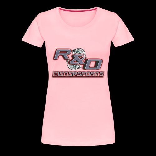 R&D Basic Womens White - Women's Premium T-Shirt