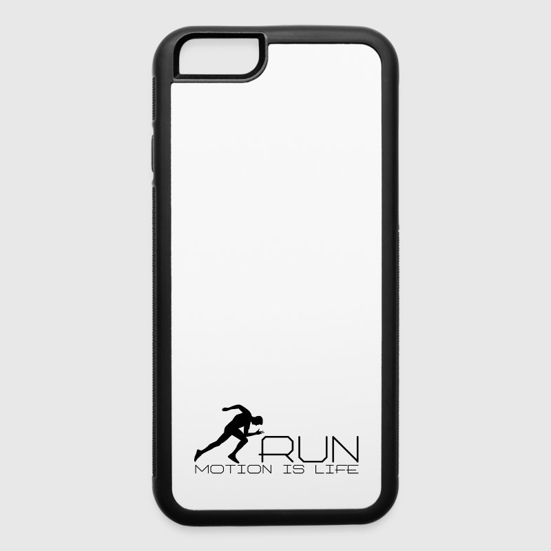 Running man Accessories - iPhone 6/6s Rubber Case