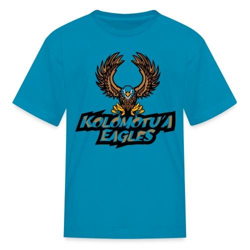 Kid's Kolomotu'a Eagles - Kids' T-Shirt