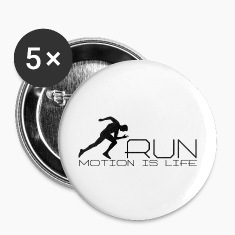 Running man Buttons