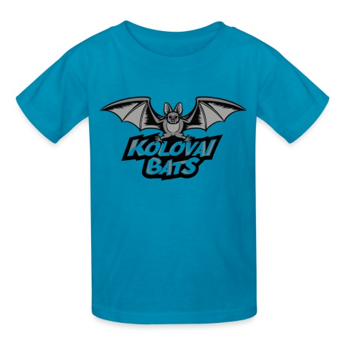 Kid's Kolovai Bats - Kids' T-Shirt