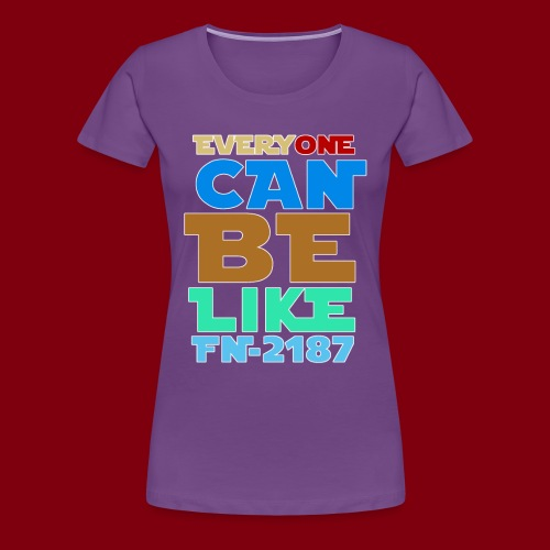 FN-2187 - Women's Premium T-Shirt