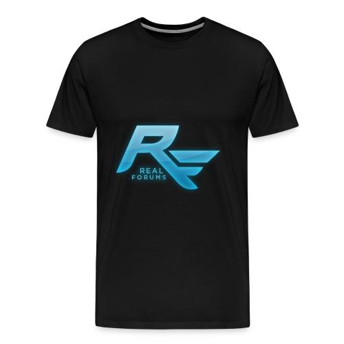 RealForums Men's T-Shirt - Men's Premium T-Shirt