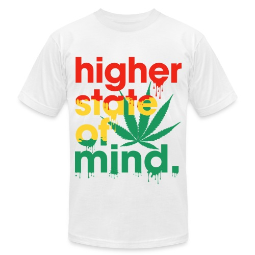 Higher State of Mind - T-Shirt - Men - Men's  Jersey T-Shirt