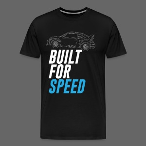 Built for Speed - Men's Premium T-Shirt