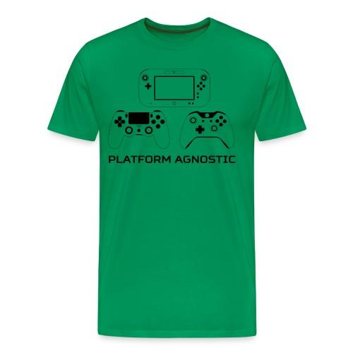 Platform Agnostic - Men's Premium T-Shirt