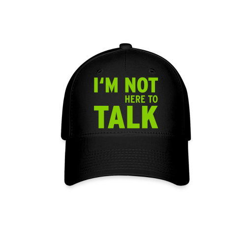 I'm Not Here - Baseball Cap