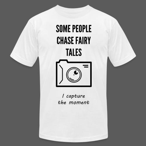 Capture The moment - Men's Fine Jersey T-Shirt