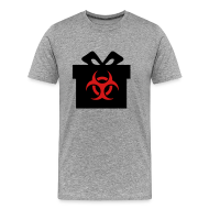 T-Shirts ~ Men's Premium T-Shirt ~ Biohazard Gift Men's Premium Tee