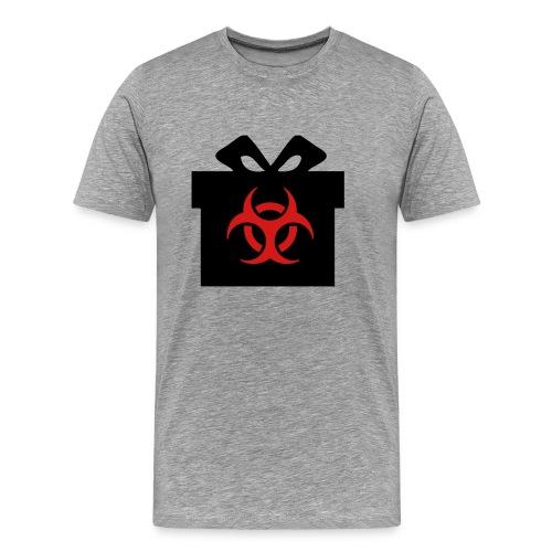 Biohazard Gift Men's Premium Tee - Men's Premium T-Shirt