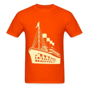 Titanic in CSS - Men's T-Shirt