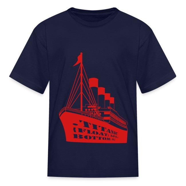Titanic in CSS
