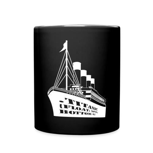 Titanic in CSS - Full Color Mug
