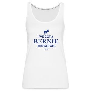 That Bernie Sensation - Women's Premium Tank Top
