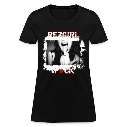 Rez Girl Gildan Sample - Women's T-Shirt