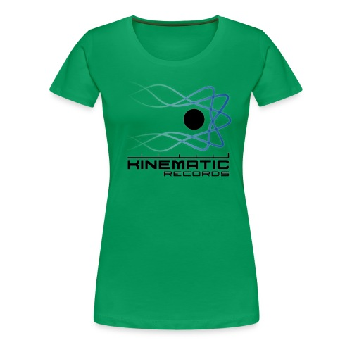 Asymmetrical Womens T - Women's Premium T-Shirt