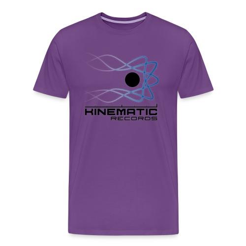Asymmetrical Mens T - Men's Premium T-Shirt