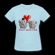 Women's T-Shirts ~ Women's T-Shirt ~ Article 104376101