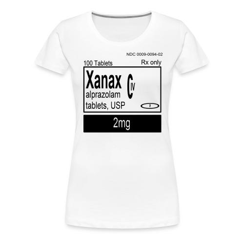 Women's Xan T-shirt - Women's Premium T-Shirt