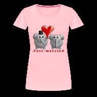 Women's T-Shirts ~ Women's Premium T-Shirt ~ Article 104376096