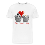 T-Shirts ~ Men's Premium T-Shirt ~ Article 104376095