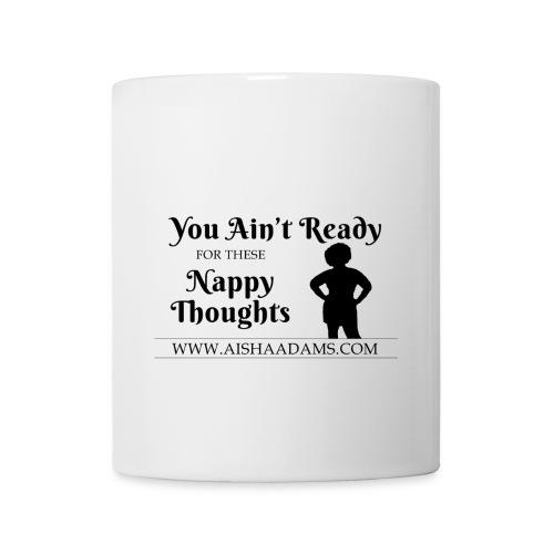 Nappy Thoughts Mug - Coffee/Tea Mug