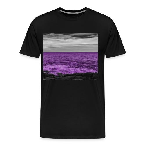 Men's Codeine Ocean T-shirt - Men's Premium T-Shirt
