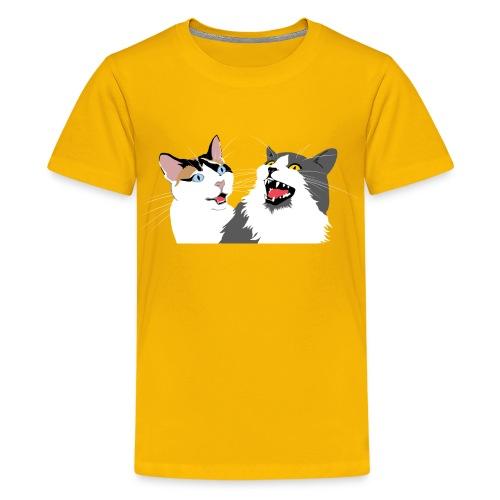 Otto & Egon (Kid's Premium) - Kids' Premium T-Shirt