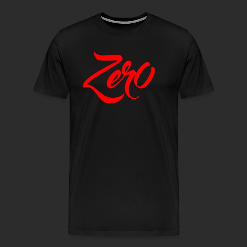 Zer0 Men - Men's Premium T-Shirt