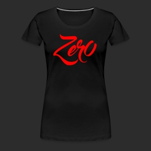 Zer0 Women - Women's Premium T-Shirt