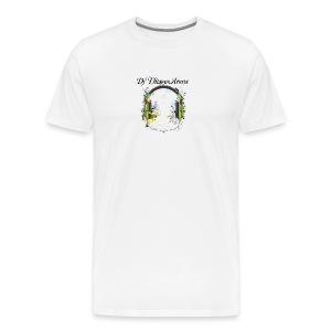 DJ THIAGO SHIRT - Men's Premium T-Shirt