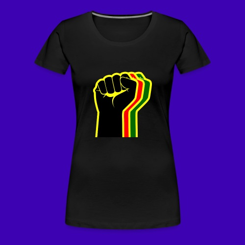 Fitght the Power - Women's Premium T-Shirt