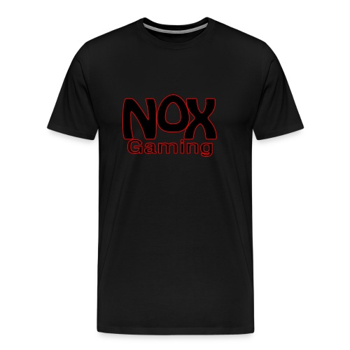 NoxGaming T - Men's Premium T-Shirt