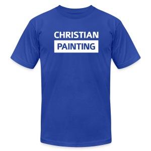 CP Athletic Fit Shrt VII - Men's Fine Jersey T-Shirt