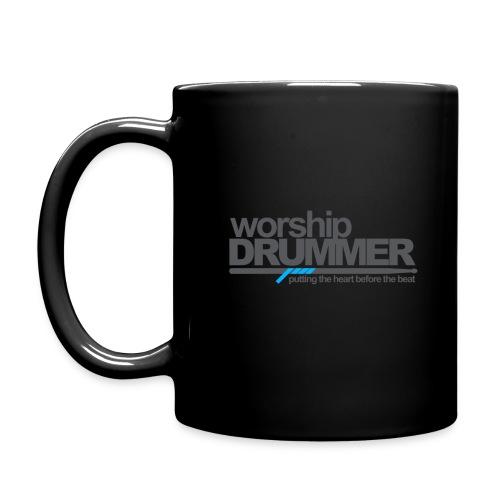 WorshipDrummer Mug - Full Color Mug