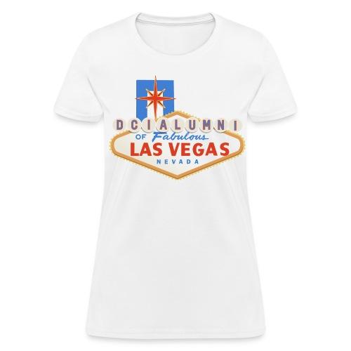 Womens DCI Las Vegas Tee - Women's T-Shirt