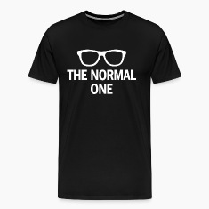 The Normal One FUNNY T-Shirts