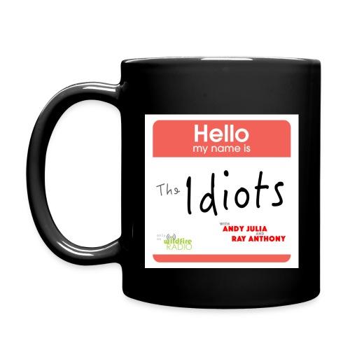 The Idiots Coffee Mug - Full Color Mug