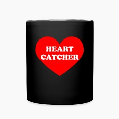 Heart Catcher Mugs & Drinkware
