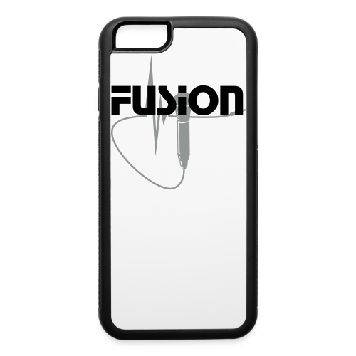Iphone 6 Fusion Rubber Case - iPhone 6/6s Rubber Case
