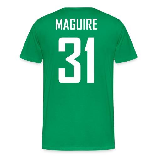 Sean Maguire #31 Jersey Shirt - Men's Premium T-Shirt