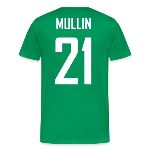Tristan Mullin #21 Jersey Shirt - Men's Premium T-Shirt