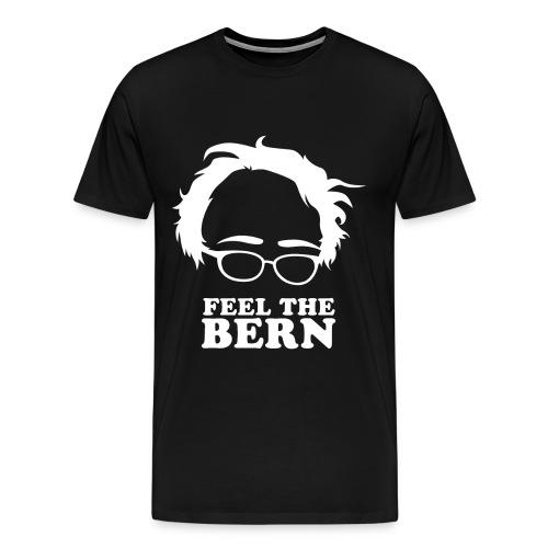 Feel the Bern T-Shirt - Men's Premium T-Shirt