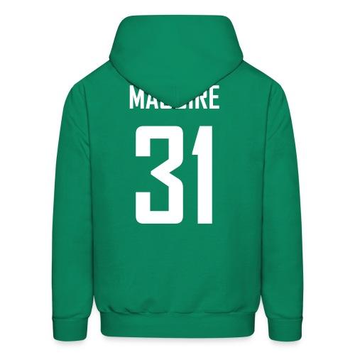 Sean Maguire #31 Jersey Hoodie - Men's Hoodie