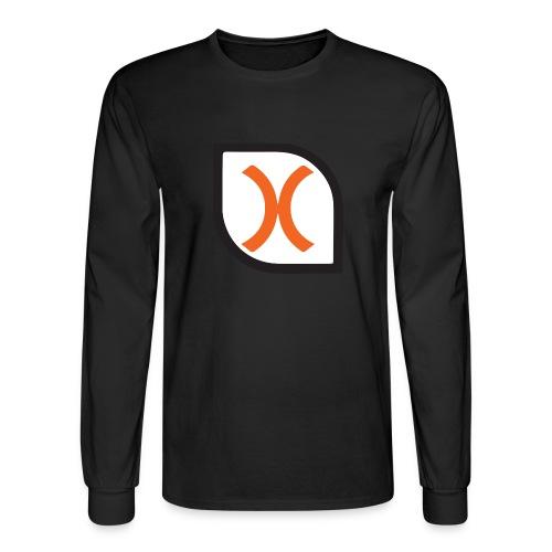 Carbyne Logo Long Sleeve Shirt - Men's Long Sleeve T-Shirt