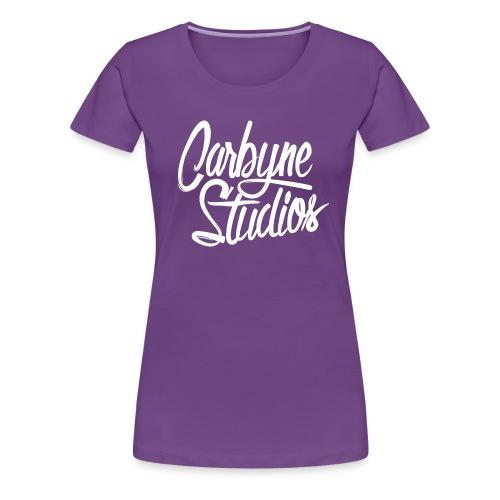 Carbyne West Coast Women's Shirt - Women's Premium T-Shirt